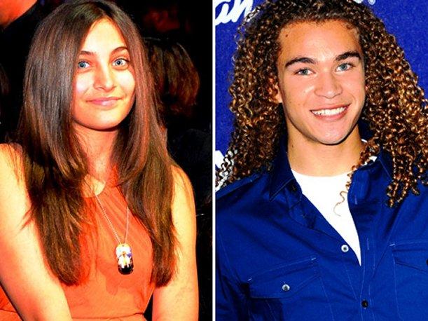 Paris, la hija de Michael Jackson tiene novio