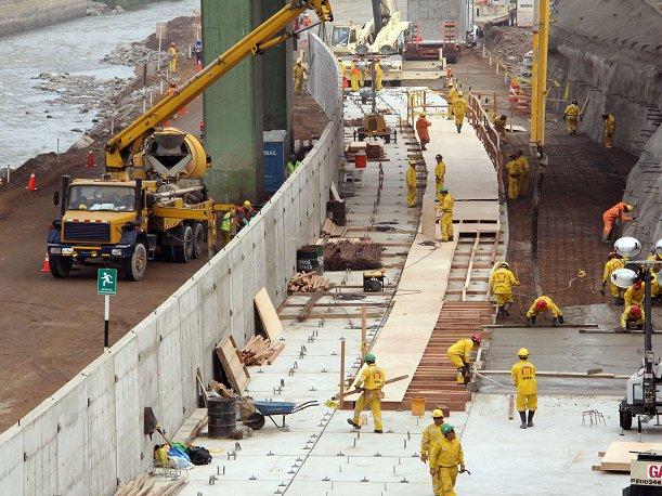 Inician construcción de túnel vehicular de 2 km de extensión debajo del río Rímac