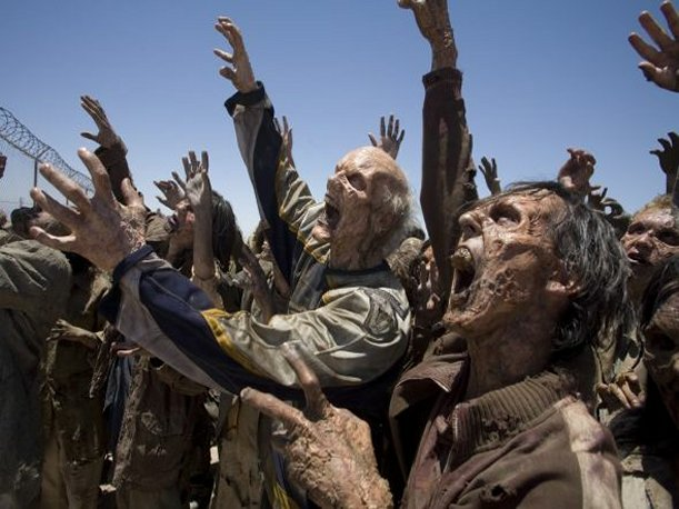 """EEUU: Crean curso universitario """"sobreviviendo al próximo apocalipsis zombie"""""""