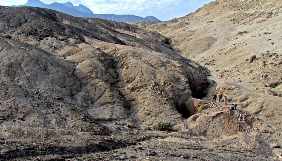 FOTOS: Moches habrían extraído cinabrio de mina preínca cerca del cerro Campana
