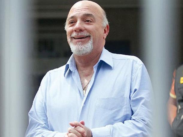 Ya es libre: Corte Suprema revocó el arresto domiciliario a Rómulo León