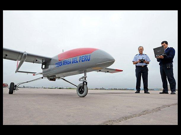 Conozca los drones peruanos, aviones no tripulados fabricados en Perú
