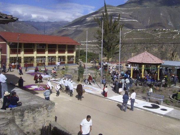 Chachapoyas celebra su 474° aniversario de fundación