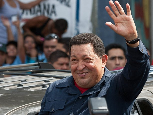 Hugo Chávez estaría ganando elecciones en Venezuela con 55% de los votos, según ICS