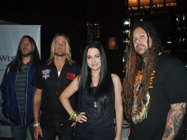 """Evanescence: """"El público peruano es muy apasionado"""" (VIDEO)"""