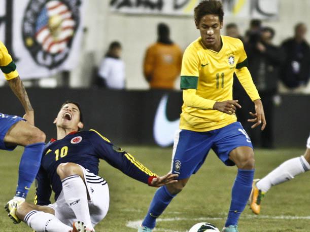 Neymar, ángel y demonio