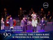 ¡La Fania All Stars y Rubén Blades entregan noche de ritmo y sabor en concierto salsero! (VIDEO)
