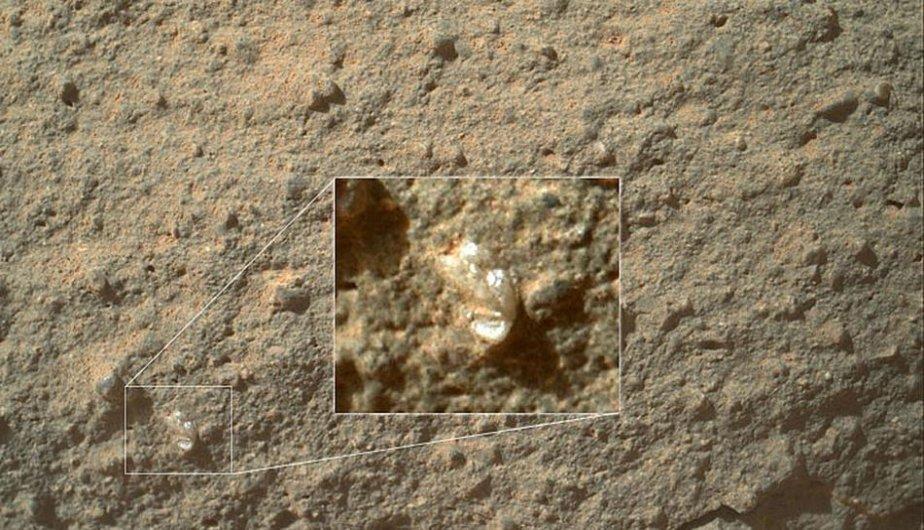 Curiosity: Nuevas imágenes de la superficie de Marte sorprenden a científicos (FOTOS)