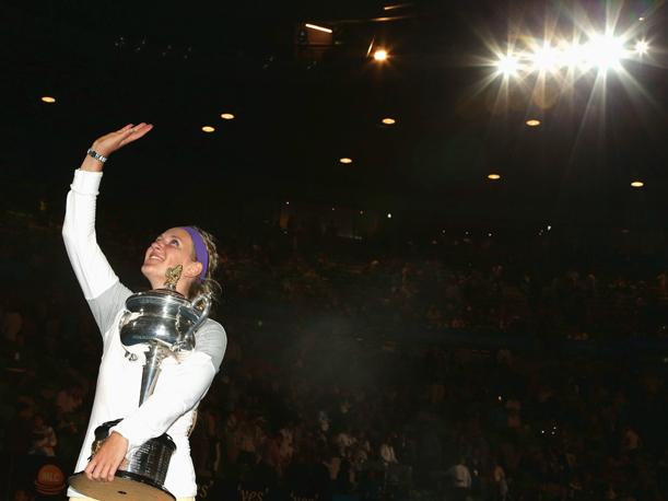 Australian Open 2013: Victoria Azarenka alza el título