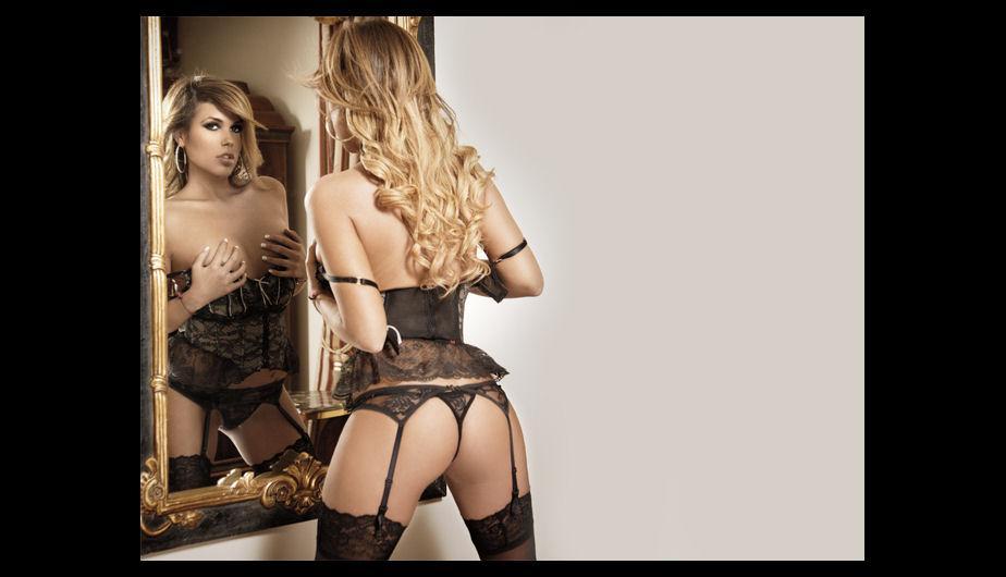 Playboy: Alejandra de la Fuente, hija de Laura Bozzo, se destapa para revista (FOTOS)