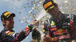 Mark Webber gana el Gran Premio de Brasil - Noticias de renault