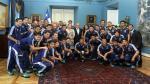 Fotos: Miles de personas celebraron con la 'U' de Chile campeón de la Sudamericana 2011 - Noticias de piñera