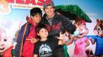 Fotos: Farándula y sus engreídos en Premiere de 'Alvin y las Ardillas 3' - Noticias de alejandro avilez