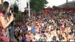 Fotos: ¡Tula Rodríguez bailó a ritmo del perreo chacalonero! - Noticias de chacalon junior