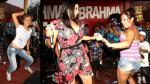 Fotos: Tula Rodríguez hizo bailar al público el perreo chacalonero - Noticias de chacalon junior