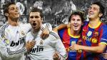 El mundo se paraliza por el Barcelona vs. Real Madrid - Noticias de futbol espanol barcelona