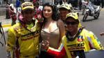 Una actriz porno paralizó la premiación del Rally Dakar - Noticias de anna polina