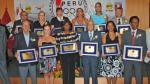 El primer Salón de la Fama del Deporte Peruano - Noticias de gaby perez