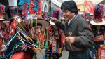 Evo Morales: Mizqueñas con fama, las llevo a la cama - Noticias de marcela morales