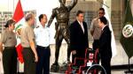 Claro entrega sillas de ruedas para miembros de FF.AA - Noticias de sondon garcia
