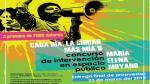 Concurso en conmemoración a María Elena Moyano - Noticias de parque hernan velarde