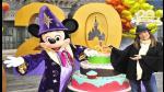 Fotos: Salma Hayek festejó con Micky Mouse los 20 años de Disneyland Paris - Noticias de micky mouse
