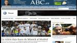 FOTOS: El mundo habla sobre la eliminación del Real Madrid ante Bayern - Noticias de real madrid