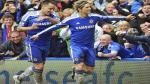 'Figura': Fernando Torres marcó hat-trick en goleada de Chelsea - Noticias de florent malouda