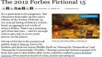 Vea la lista de los personajes de ficción más ricos del mundo, según 'Forbes' - Noticias de bruce burns