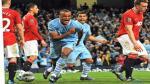 Manchester City vence a United y queda cerca del título - Noticias de vicent kompany