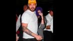 FOTOS: El estilo de los hombres famosos en los partidos de la NBA - Noticias de leonardo dicaprio