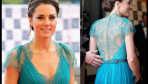 FOTOS: La duquesa de Cambridge deslumbra en Londres - Noticias de jenny packham