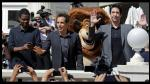 FOTOS: Ben Stiller, Chris Rock y David Schwimmer de Calvin Klein en Cannes 2012 - Noticias de ben klein
