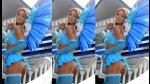 FOTOS: La 'sexy angelita' Sheyla Rojas - Noticias de sheyla rojas