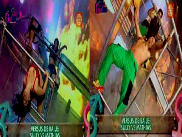 Danza y cine al desnudo - el Hype