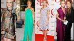 FOTOS: La alfombra roja de los Óscar de la moda 2012 - Noticias de lily collins