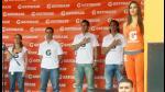FOTOS: Claudio Pizarro y José Carlos Fernández inauguraron losas deportivas - Noticias de jose carlos fernandez