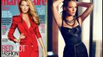FOTOS: Blake Lively luce toda su sensualidad en la portada de Marie Claire - Noticias de ryan reynolds