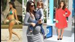 FOTOS: Kourtney Kardashian, una embarazada con mucho estilo - Noticias de kourtney kardashian