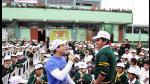 FOTOS: Adolfo Aguilar participó en las actividades de Ecoescuela 2012 - Noticias de juan valer sandoval