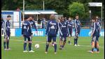 FOTOS: Jefferson Farfán ya entrena con Schalke 04 - Noticias de temporada 2013