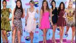Los mejores vestidos de los Teen Choice Awards 2012 (FOTOS) - Noticias de teen choice awards 2012