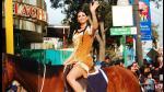 Sully Sáenz lució como una bella vaquerita en el Gran Corso (FOTOS) - Noticias de sully sáenz
