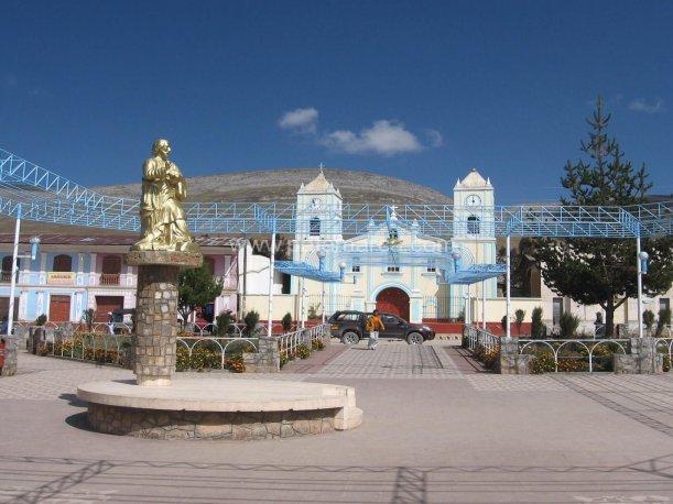 Junín: Visita el poblado de San Pedro de Cajas - Perú.com