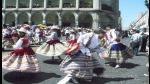 Arequipa inició festejos por aniversario con concurrido pasacalle (FOTOS) - Noticias de carlos quiroz