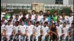 Juveniles peruanos Li y Canales ya entrenan en Barcelona (FOTOS) - Noticias de the chance 2012