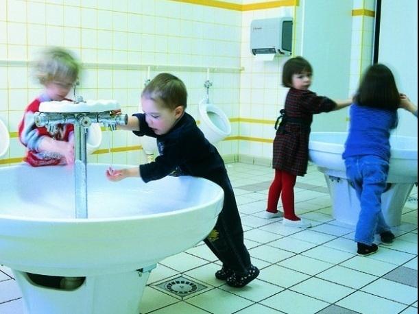 Los errores m s comunes cuando ense as a tu hijo a ir al ba o - Te para ir al bano ...