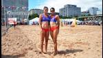 Vivian Baella y Sandra Chumacero en el Mundial de Voleibol Playa (FOTOS) - Noticias de sandra chumacero