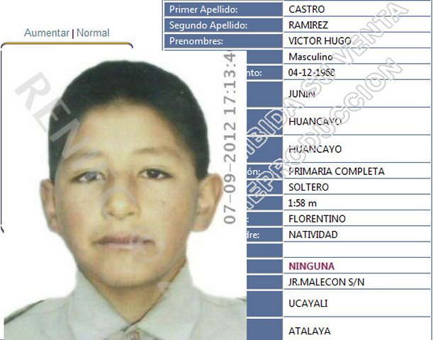 Ministerio del interior confirma identidad del terrorista for Ultimas noticias del ministerio del interior