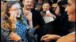 New York Fashion Week: Sarah Jessica Parker en el Backstage (FOTOS) - Noticias de sara jessica parker